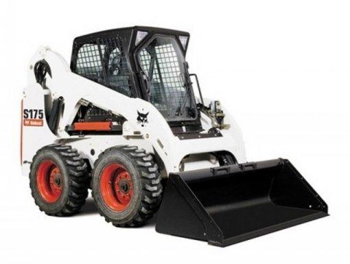 колесный мини погрузчик Bobcat S175 технические характеристики