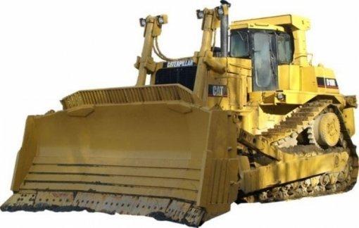 Гусеничный бульдозер CAT D10R — технические характеристики