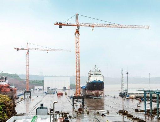 Создание сайтов башенный кран liebherr петербург как поднять сайт в топ 100